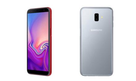Samsung Galaxy J6+ y J4+, claves de estos móviles de gama media