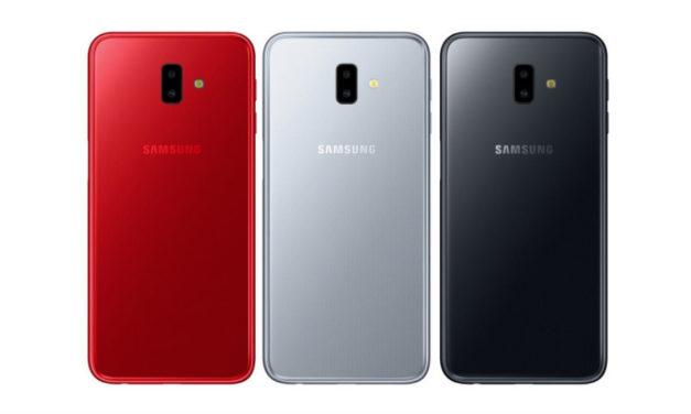 Samsung Galaxy J4+ y J6+, precio y disponibilidad en España