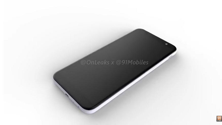 Se filtra un nuevo render del Samsung Galaxy J6 Prime