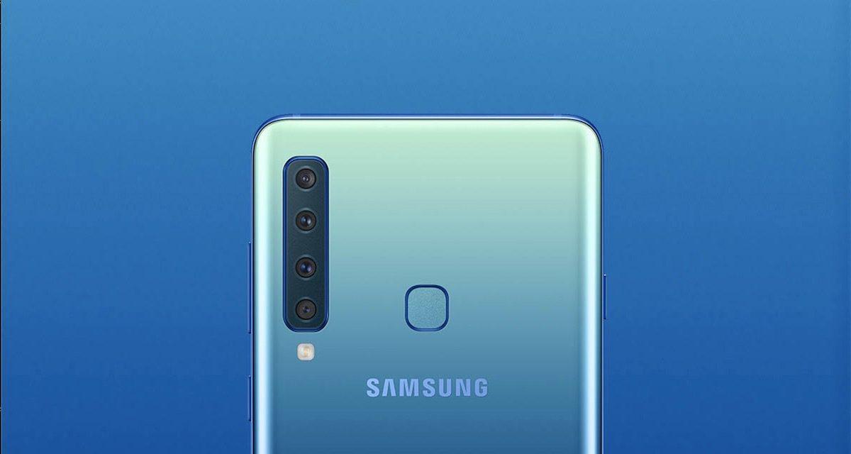 ¿Para qué queremos cuatro cámaras traseras en el Samsung Galaxy A9?