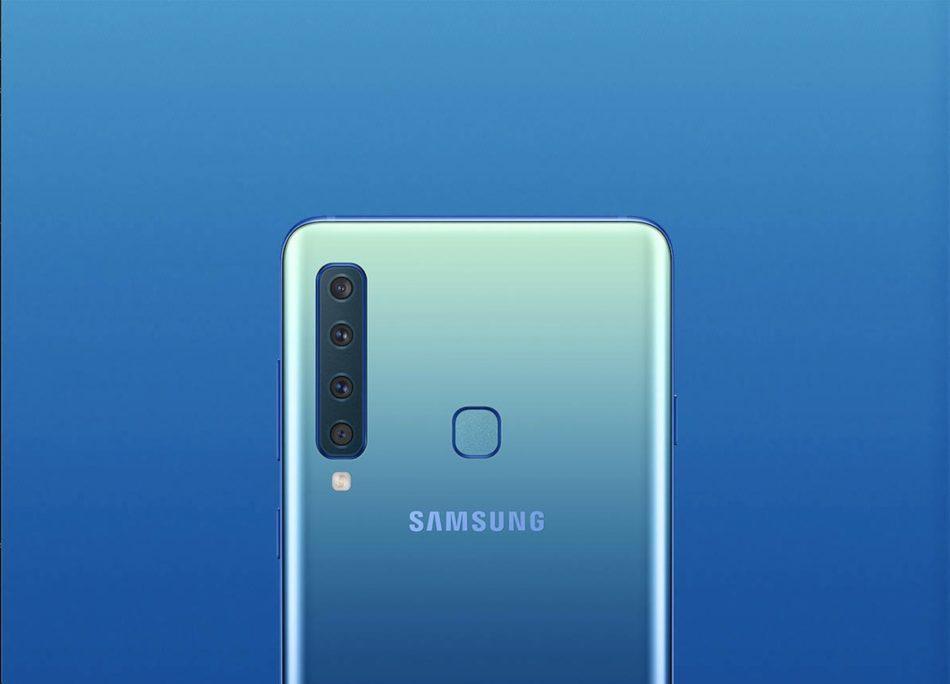¿Para qué queremos cuatro cámaras traseras en el Samsung ...