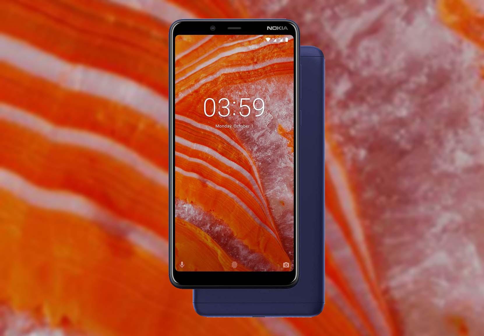 Nokia 3.1 Plus, precio y dónde comprar en España