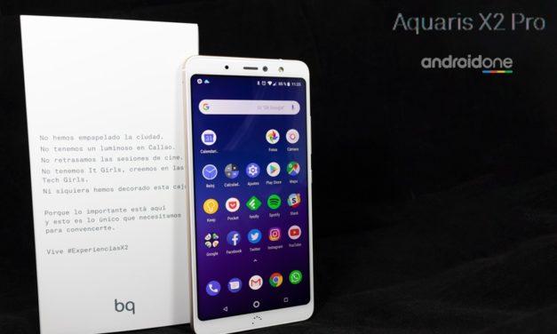 BQ abre la beta de Android 9 Pie para el BQ Aquaris X2 y X2 Pro