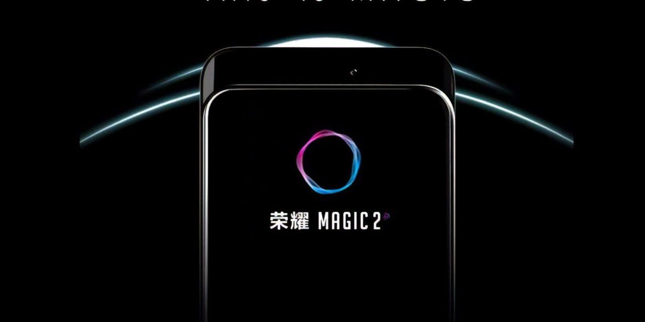 Ya sabemos cuándo se presentará el Honor Magic 2