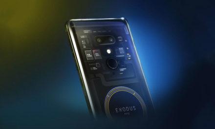 Así es el móvil de HTC que solo puedes comprar con Bitcoins