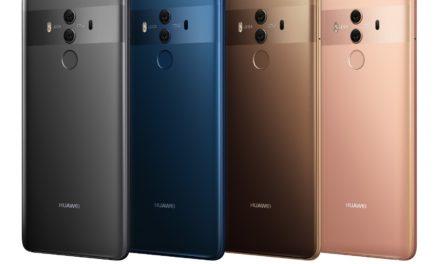 El Huawei Mate 10 Pro recibe la actualización a Android 9 Pie