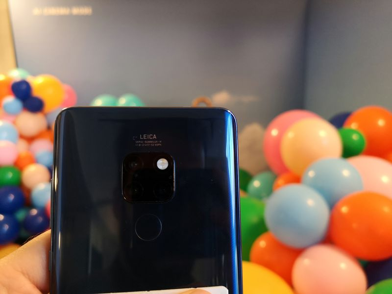 Huawei Mate 20 Orange