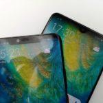 Huawei Mate 20 y Mate 20 Pro, enfrentamos sus fichas técnicas