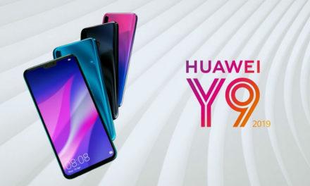 Huawei Y9 2019, características, precio y opiniones