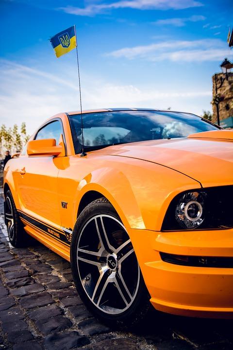 Ken Block Mustang >> Los 40 mejores temas y fondos de pantalla para móviles ...