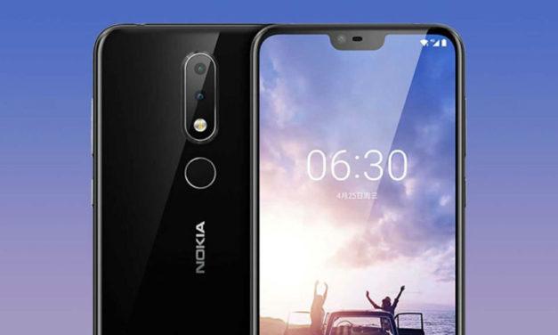 El Nokia X7 7.1 Plus filtrado al completo