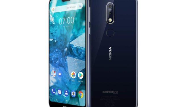 Nokia 7.1, móvil con pantalla HDR y cámara dual Zeiss