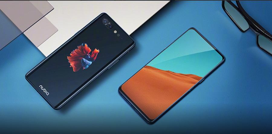 Nubia X, un móvil con una pantalla adicional de 5 pulgadas