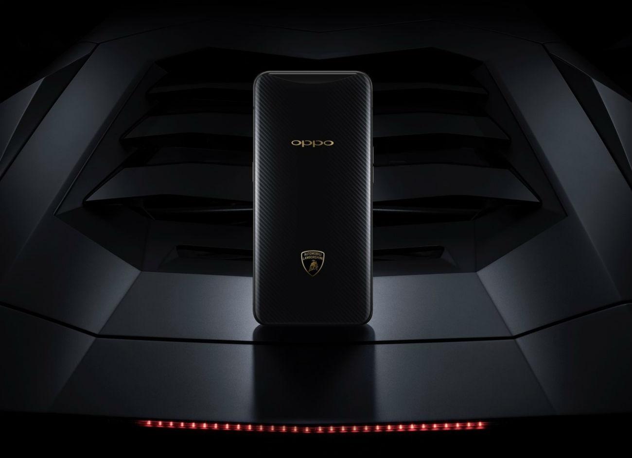 Oppo Find X Lamborghini, el móvil más caro que el iPhone XS Max que puedes comprar ya