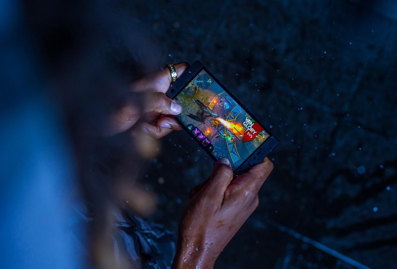 Razer Phone 2: un móvil para gamers con pantalla 120Hz