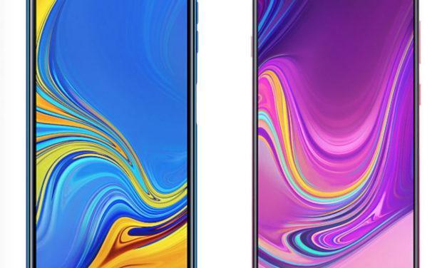 Samsung Galaxy A7 o A9, ¿cuál es mejor para mi?