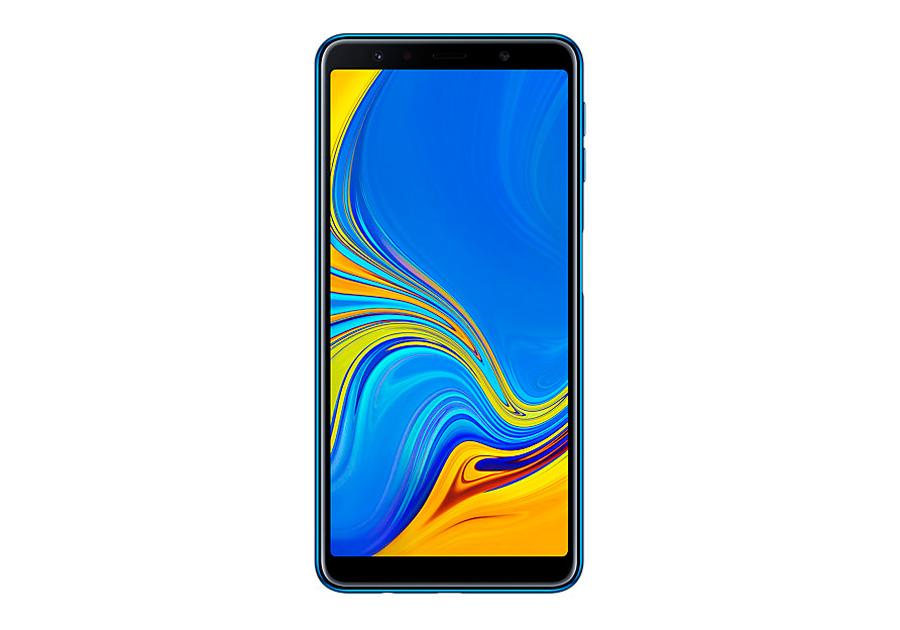 el Samsung™ Galaxy™ A7 llega a España(pais) pantalla