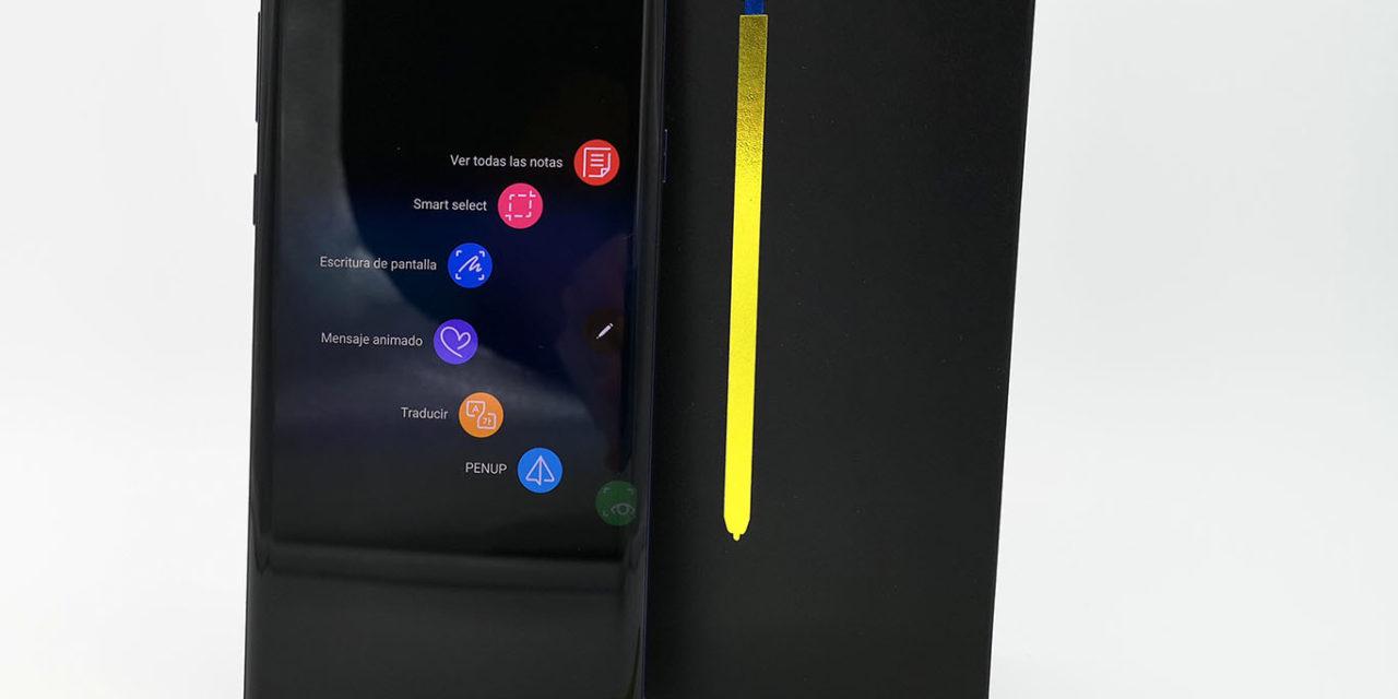 La beta de Android 9 Pie llega al Samsung Galaxy Note 9