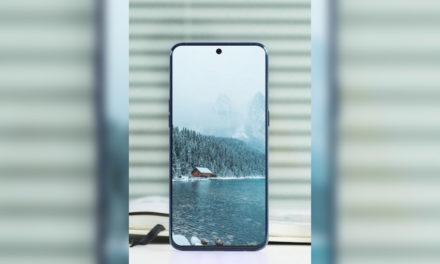 Samsung podría crear un smartphone con una cámara selfie bajo la pantalla