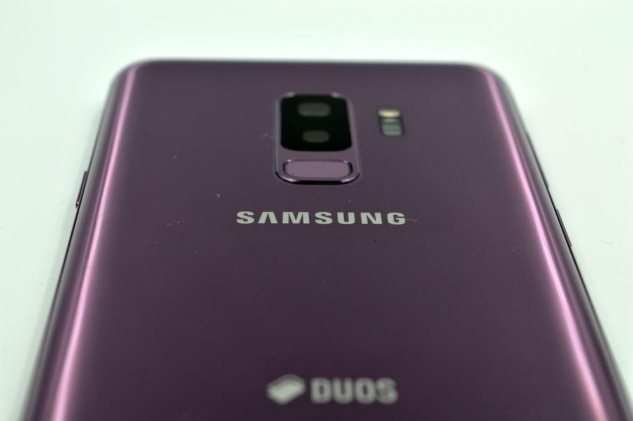 Samsung Galaxy S9 diseño