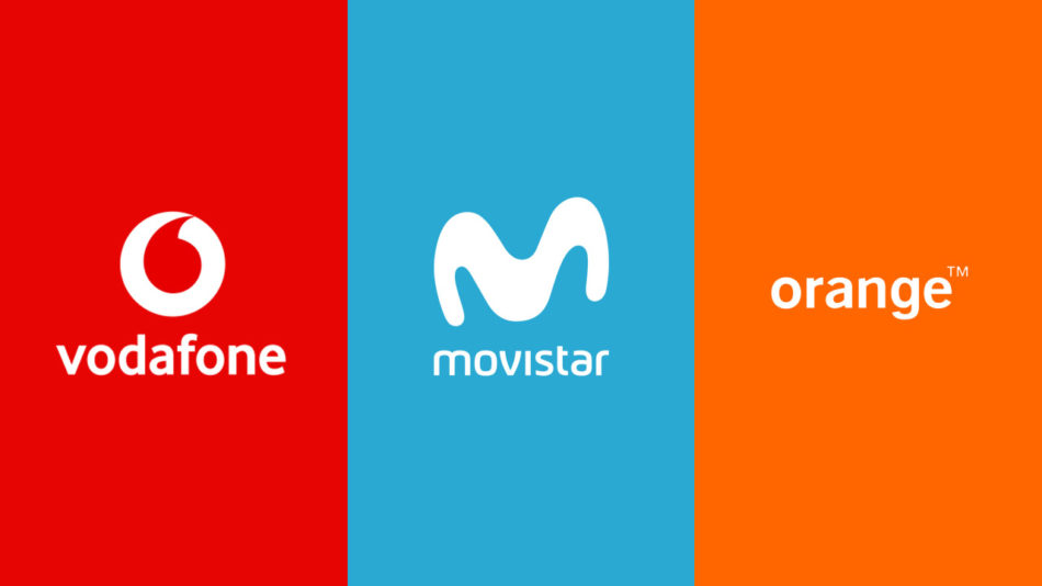 vodafone movistar orange