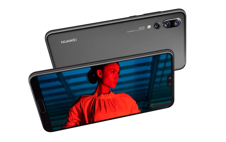 comparativa Huawei Mate 20 Pro vs Huawei P20 Pro trasera P20 Pro