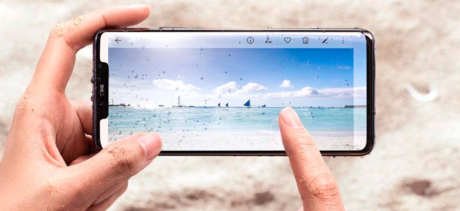comparativa Huawei Mate 20 Pro vs Huawei P20 Pro procesador Mate 20 Pro