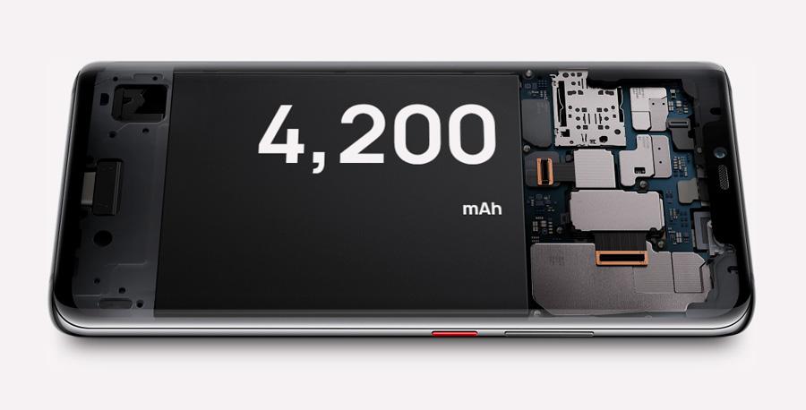 comparativa Huawei Mate 20 Pro vs Huawei P20 Pro batería Mate 20 Pro