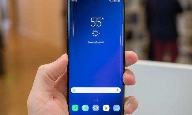 El Samsung Galaxy S10 será el móvil más potente del mercado