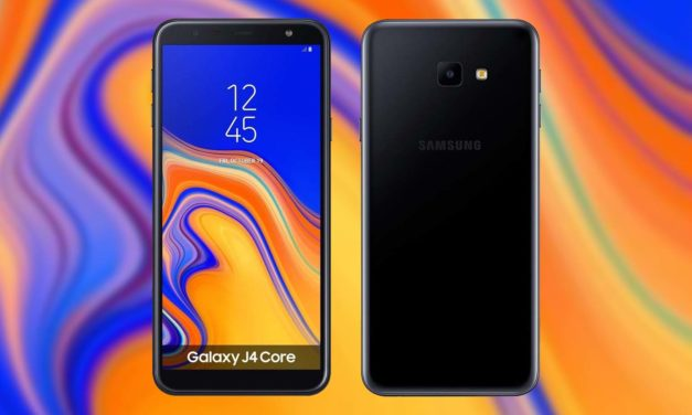 Esto trae la actualización de seguridad del Samsung Galaxy J4