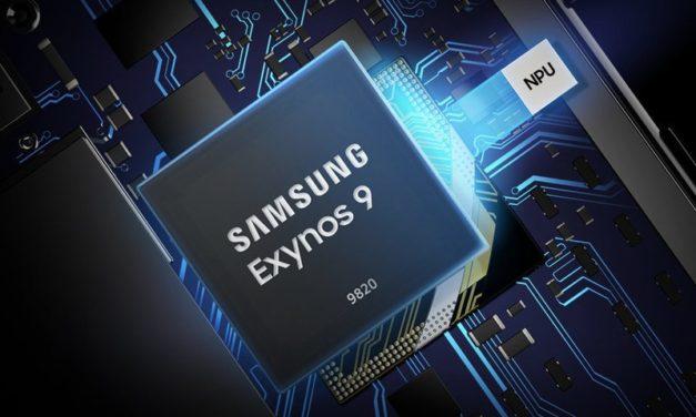 Samsung lanza el chip Exynos 9820 procesador que incorporará el Galaxy S10