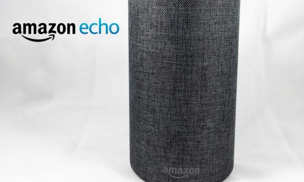 Vodafone trae los nuevos Amazon Echo a España por el Black Friday