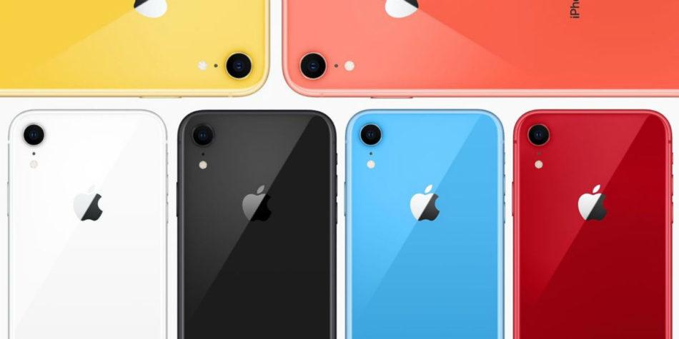 iPhone Xr Orange