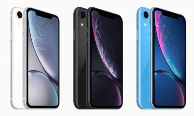 iPhone XR, precios actuales en tiendas y operadoras
