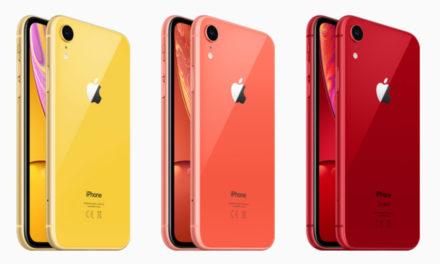 Apple bajaría la producción de iPhone XR por las malas ventas
