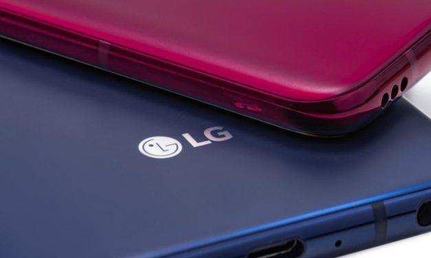 LG registra los modelos LG V50, V60, V70, V80 y V90