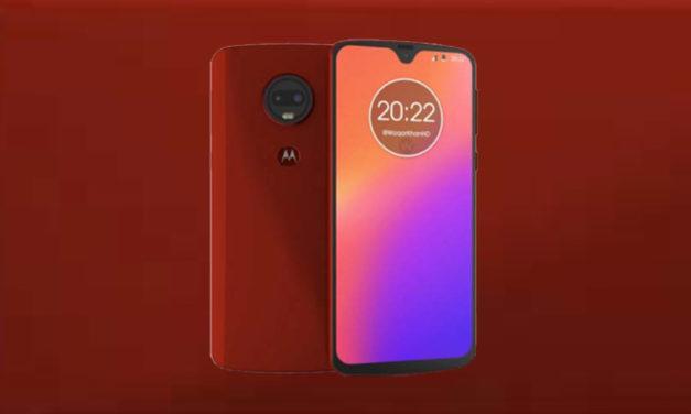 Filtradas todas las características del Motorola Moto G7