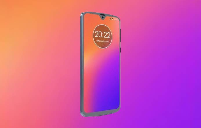 La presentación del Motorola Moto G7 estaría al caer
