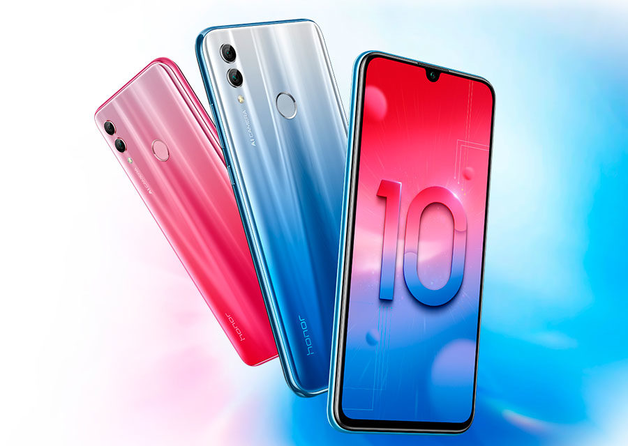 El Honor 10 Lite ya disponible en España: precios y tiendas