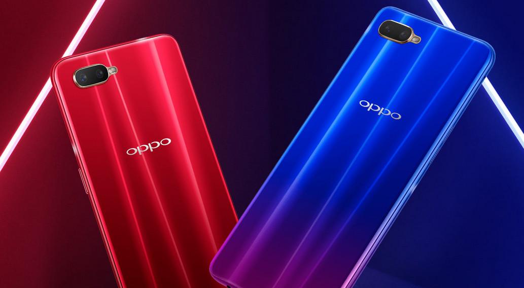 Oppo RX17 Neo, móvil con gran pantalla y cámara selfie de 25 megapíxeles