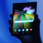 Esto es lo que te costaría comprar el móvil plegable de Samsung