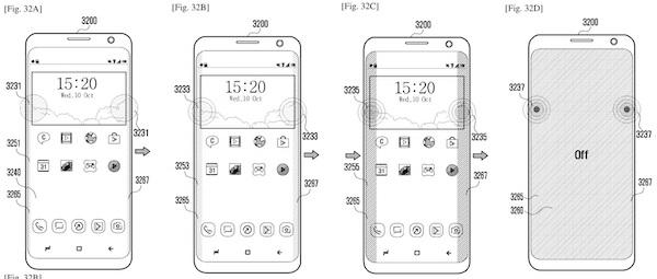 patente de samsung botones virtuales 2