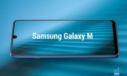 Se filtran nuevos detalles del Samsung Galaxy M20 con muesca