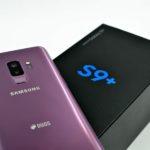 El Samsung Galaxy S9+ se actualiza con el parche de seguridad de diciembre