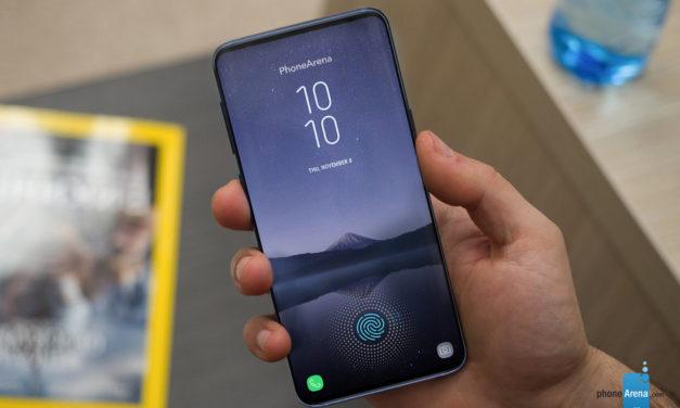 Una variante del Samsung Galaxy S10 podría tener 6.7 pulgadas y 6 cámaras