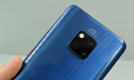 Cómo usar los filtros y efectos de vídeo en el Huawei Mate 20 Pro