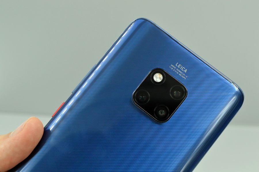 Huawei podría lanzar un móvil con cámara 3D este año