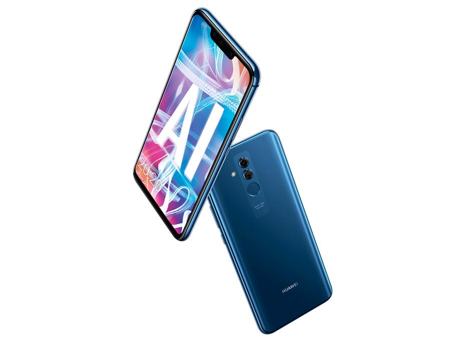 comparativa Huawei Mate 20 Lite vs Samsung Galaxy A7 2018 trasera Mate 20 Lite