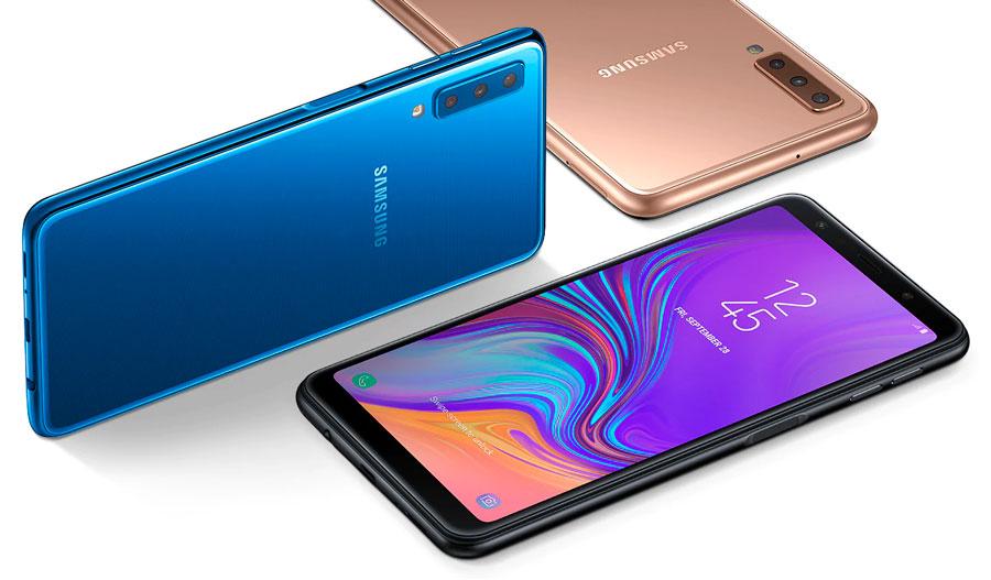 comparativa Huawei Mate 20 Lite vs Samsung Galaxy A7 2018 final A7 2018