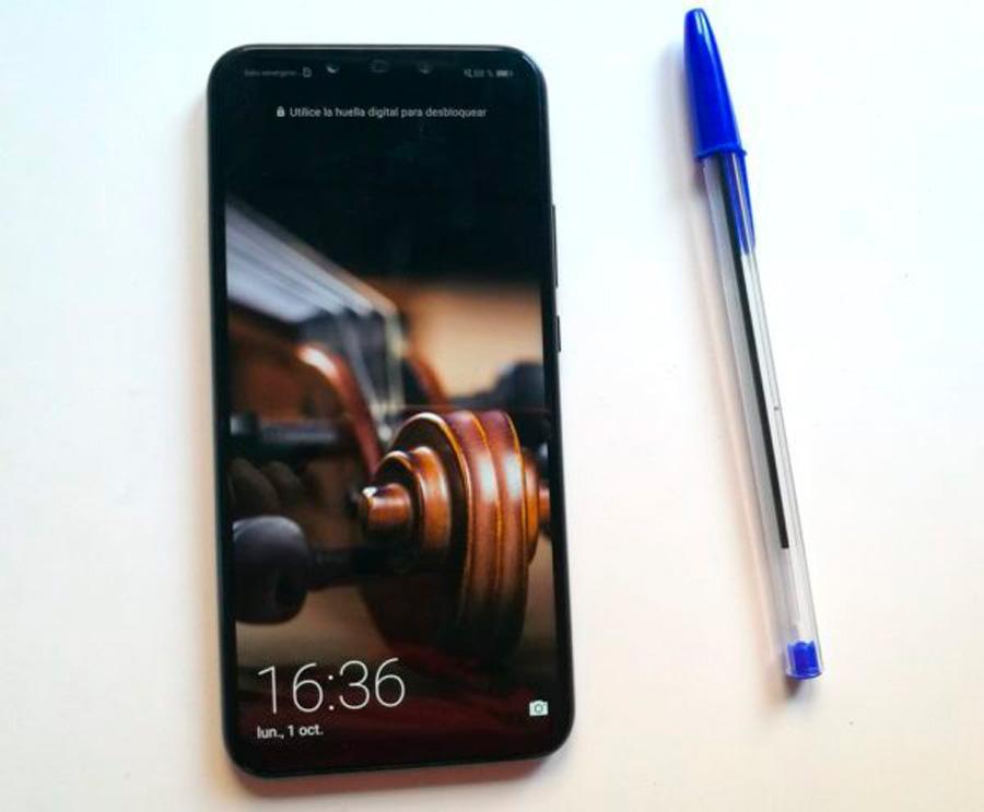 comparativa Huawei Mate 20 Lite vs Samsung Galaxy A7 2018 batería Mate 20 Lite